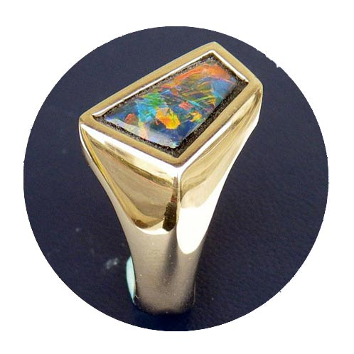 beautiful hand crafter gold bracelet hand crafted custom jewelry near Portland